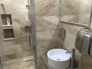 toaleta cu dus